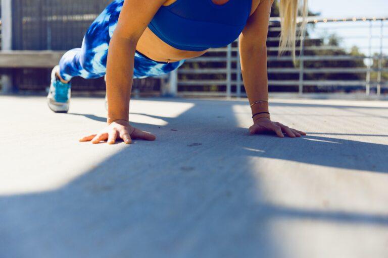 desporto durante a menstruação