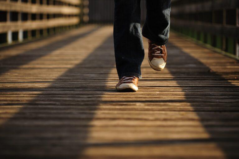 passos por dia