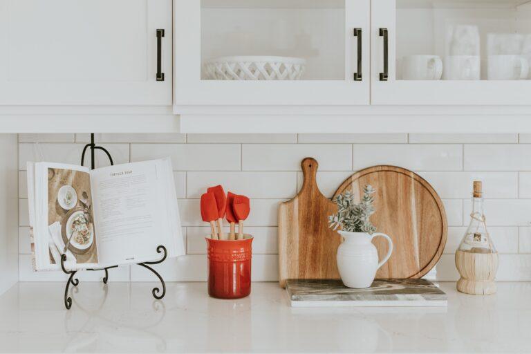 manter a cozinha arrumada