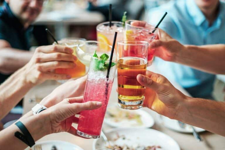 álcool engorda