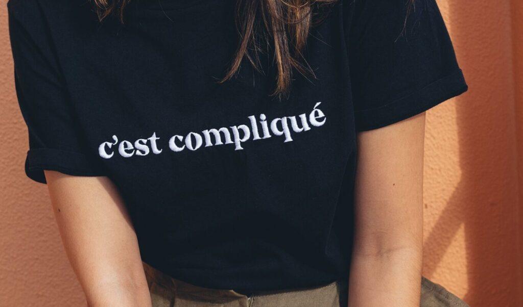 T-shirts de marcas portuguesas com frases
