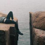 estar sozinho