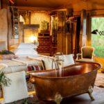 hotéis com banheiras nos quartos