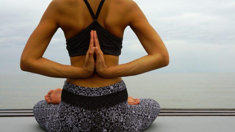 sítios para praticar ioga