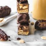 snickers saudáveis