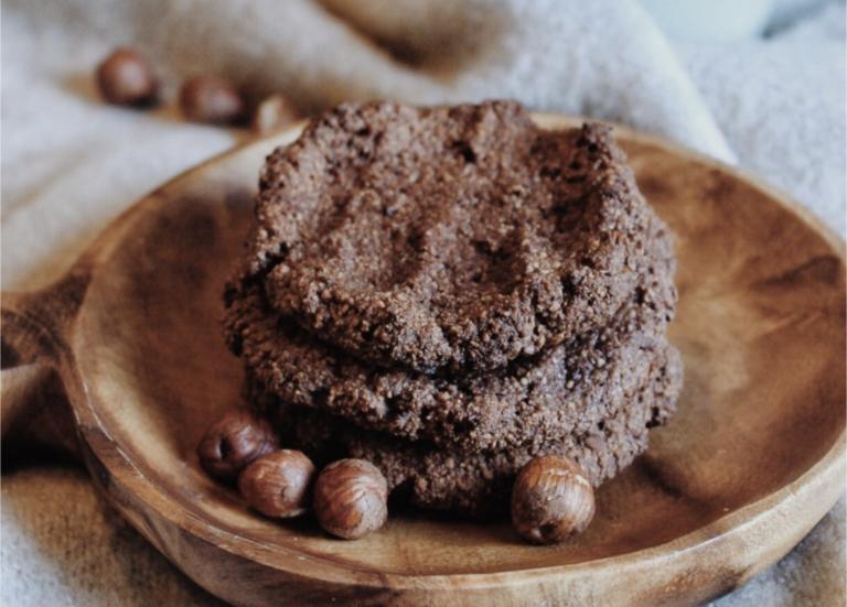 bolachas de nutella