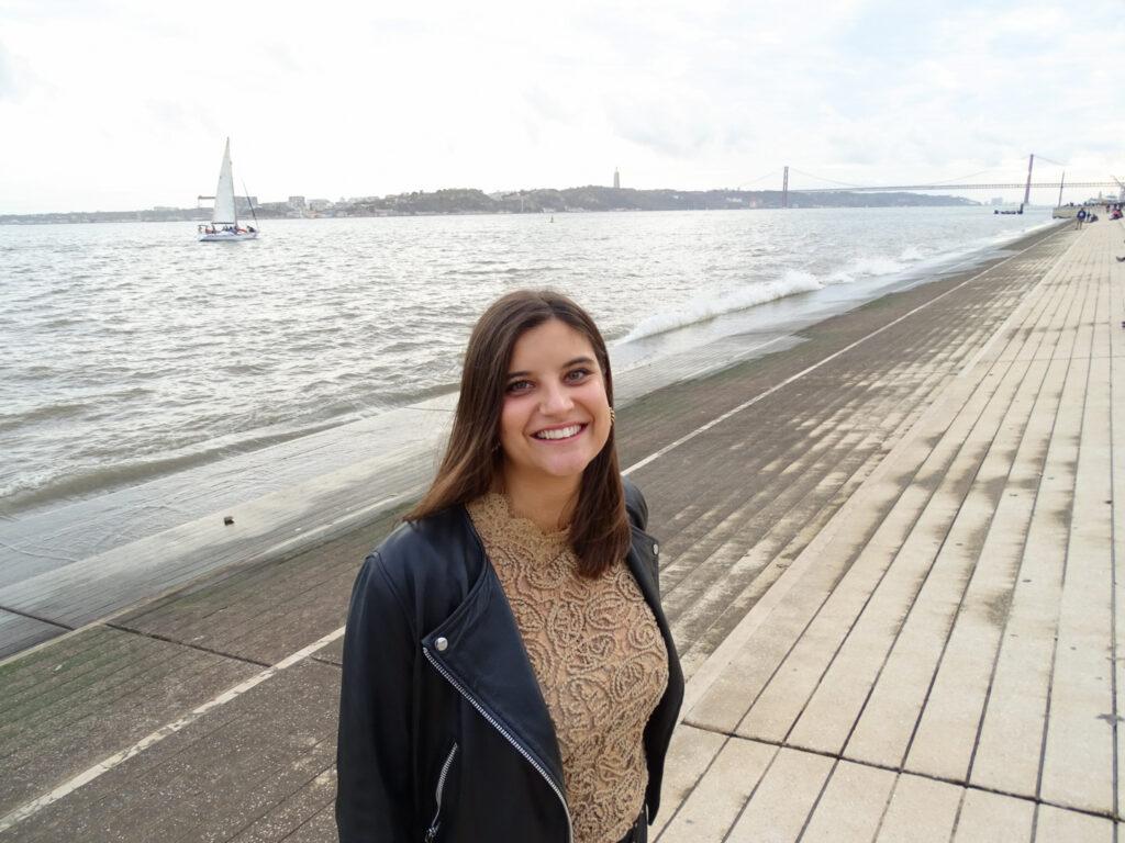 Joana Campos, 24 anos, fundadora da Cotton Eye Jo