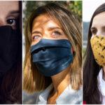 máscaras reutilizáveis