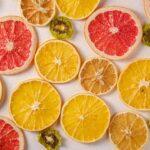 cores das frutas e vegetais