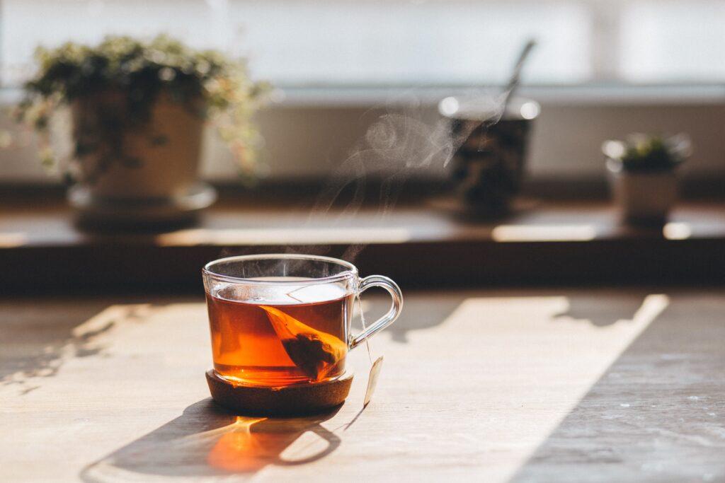 preparar chá