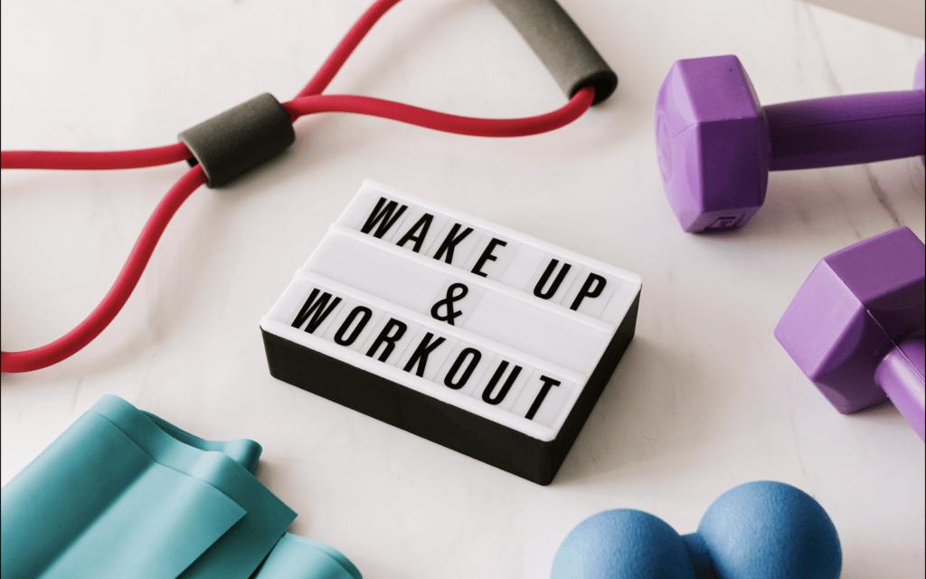 motivação para treinar