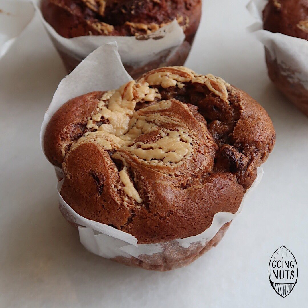 Muffins Going Nuts