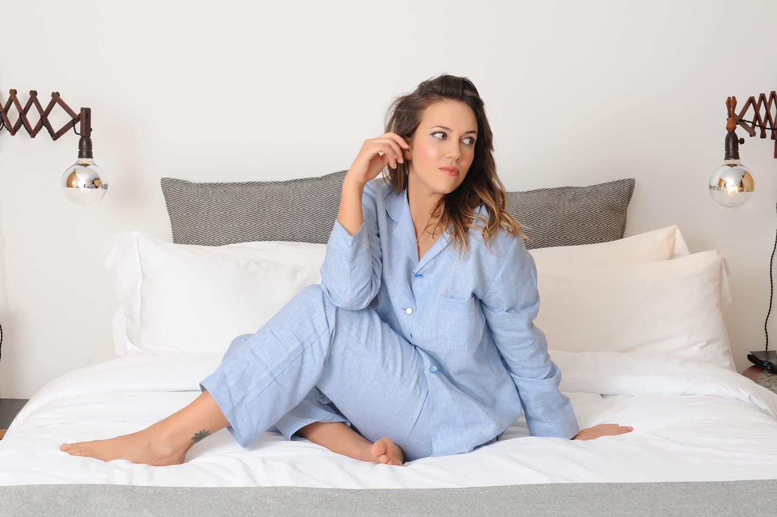 pijamas sustentáveis