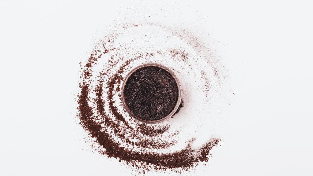 esfoliante de café