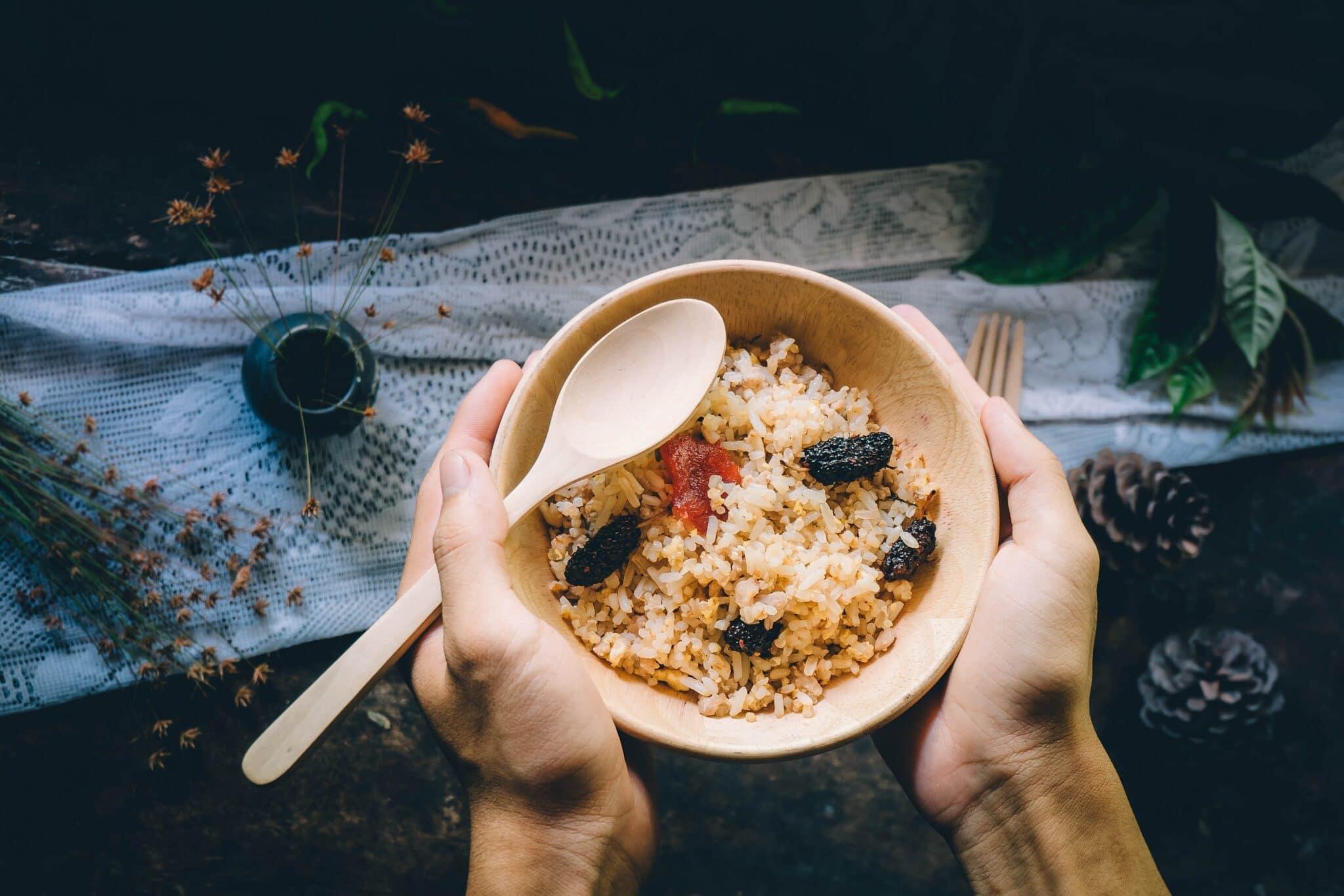 jejum do arroz integral