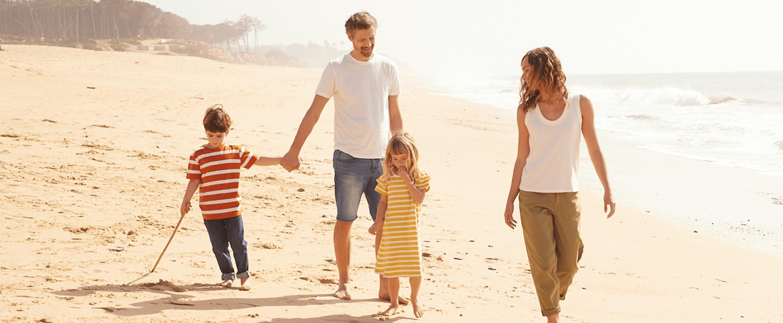 MO coleção sustentável família