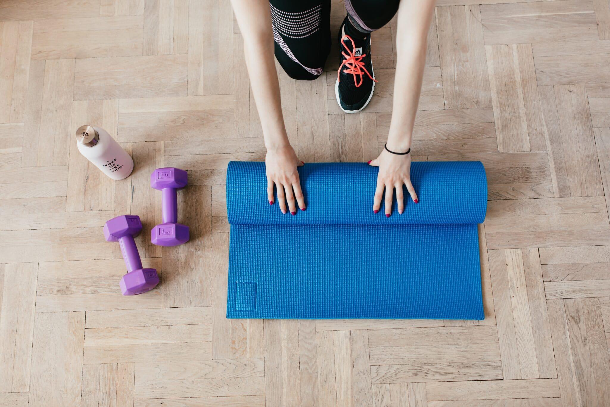 fazer exercício na quarentena