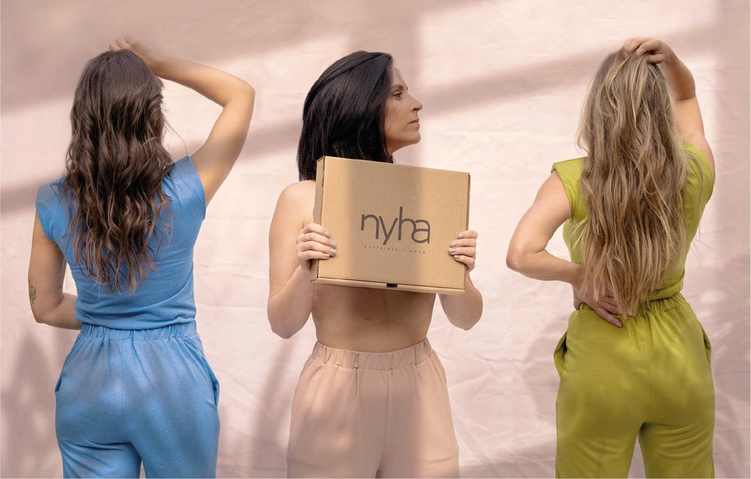 Nyha- marca portuguesa susetntável