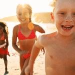 fatos de banho ecológicos para crianças