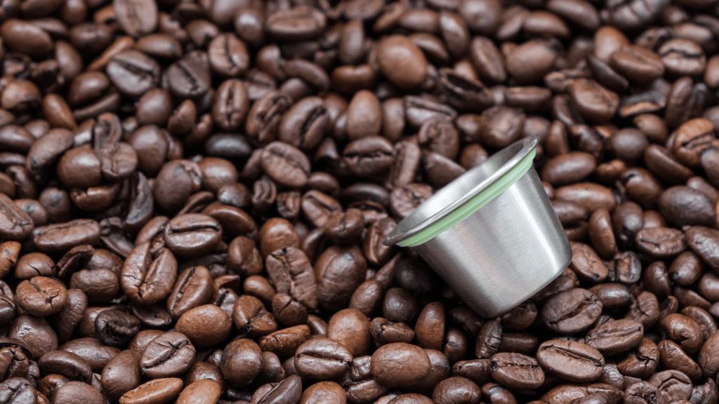 cápsulas de café reutilizáveis