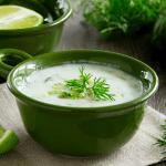 molho saudável para salada