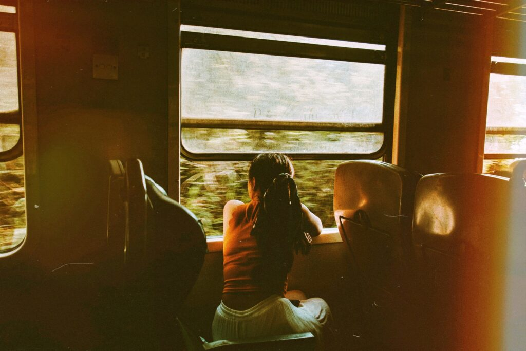 viajar de uma forma sustentável
